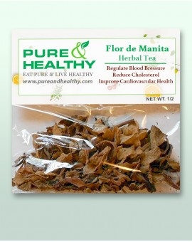 Flor de Manita - Blood Pressure Balance Herbal Tea